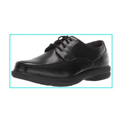 Nunn Bush Men's Morley St. Wp Oxford,black smooth,12M
