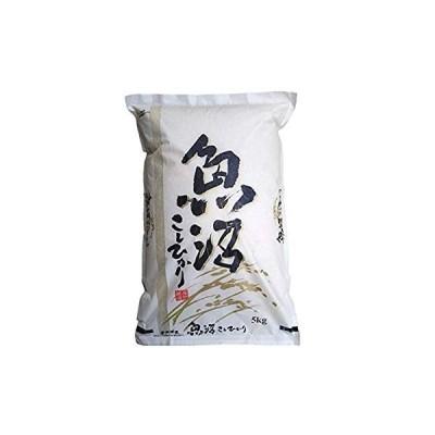玄米新潟 魚沼産 コシヒカリ 令和元年産 新米 米 コメ (5kg)