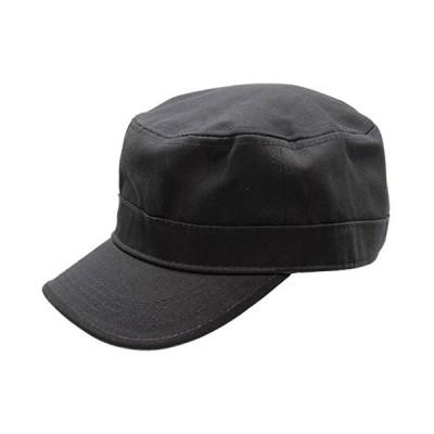 HIYW 大きい帽子 62cm マスクを送るメンズ 軍用キャップ フラットトップハット 大きいサイズ ワークキャップ