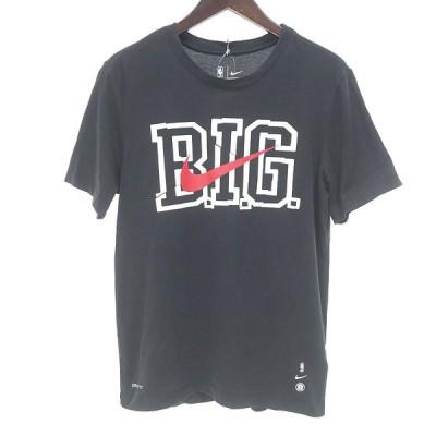 ナイキ/NIKE BKN M NK TEE BIGGIE EX VRBG Tシャツ 01K20 サイズ メンズM ブラック ランクB 103  (中古)