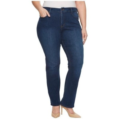 ユニセックス パンツ Plus Size Barbara Bootcut Jeans in Cooper
