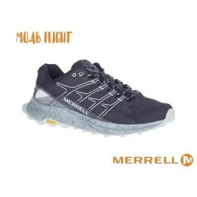 merrell モアブ フライト BK (黒)