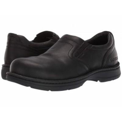Carolina カロライナ メンズ 男性用 シューズ 靴 ローファー BLVD 2.0 ESD Aluminum Toe Opanka Slip-On CA5563 Black【送料無料】