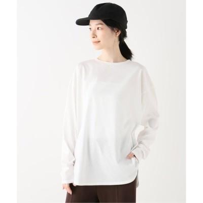 tシャツ Tシャツ オーガニックコットンプルオーバー