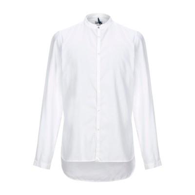 ベルナ BERNA シャツ ホワイト L ポリエステル 55% / コットン 45% シャツ