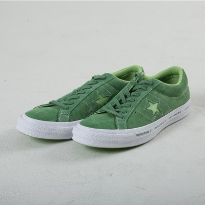 Converse One Star Rated Party Green