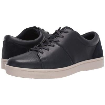 クラークス Clarks メンズ スニーカー シューズ・靴 Kitna Vibe Navy Leather
