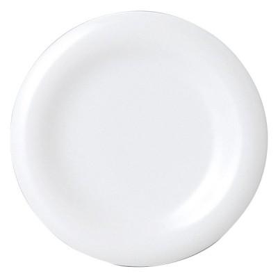 洋陶オープン アルテ(特白磁) 17cmパン [ 16.7 x 1.7cm ] 料亭 旅館 和食器 飲食店 業務用