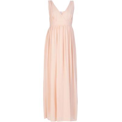 LA KORE ロングワンピース&ドレス ライトピンク 1 ポリエステル 100% ロングワンピース&ドレス