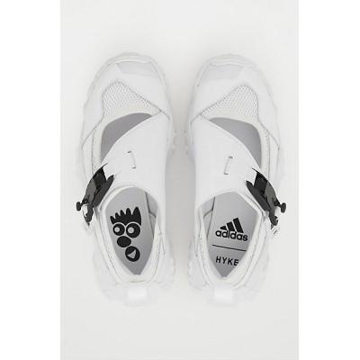 <adidas by HYKE/アディダス バイ ハイク> AH-003 XTA SANDAL WHITE【三越伊勢丹/公式】