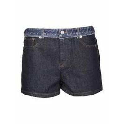 APC レディースデニム APC Denim Shorts Ial Indigo Delave