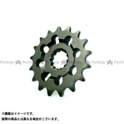 X.A.M GPZ750R ニンジャ900 スプロケット関連パーツ C4814R17 フロントスプロケット 520コンバート +8mm オフセット(…