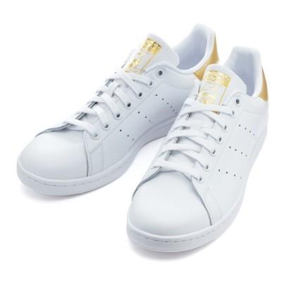アディダス スタンスミス adidas STAN SMITH WR ホワイト/ゴールド EG1120 アディダスジャパン正規品