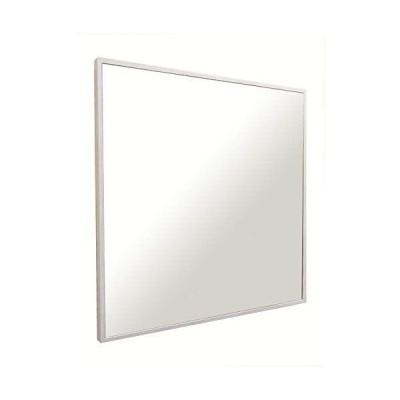 NaturalHouse 細枠 ミラー 壁掛け 鏡 正方形 日本製 幅 60 奥行 2.3 高さ 60 cm スリム フレーム 木製 カガミ