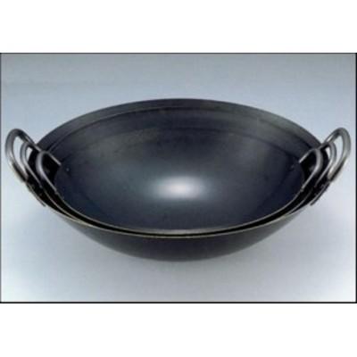日本製 japan 鉄人 中華鍋 30cm (両手中華鍋・鉄製・業務用) 104130