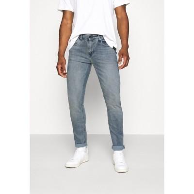 カーズ ジーンズ デニムパンツ メンズ ボトムス BLAST LONDON MAGNETTE - Slim fit jeans - grey blue