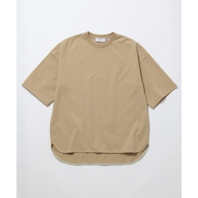 tシャツ Tシャツ 【USAコットン】ヘビーウェイト ビッグシルエット Tシャツ/ドロップショルダー