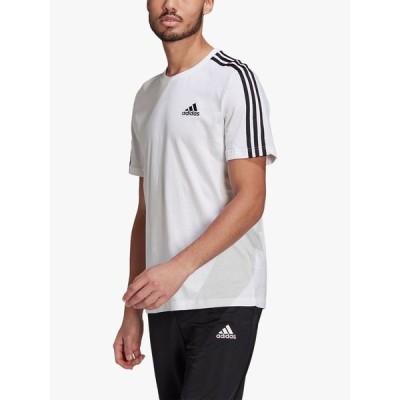 アディダス Tシャツ メンズ トップス adidas Essentials 3-Stripes T-Shirt