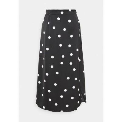 ヤス スカート レディース ボトムス YASDILARA SKIRT - A-line skirt - black