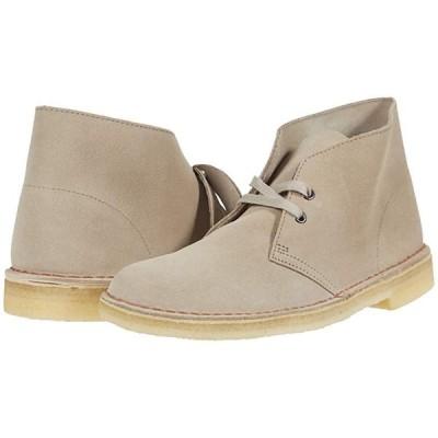 クラークス Desert Boot メンズ ブーツ Sand Suede 1