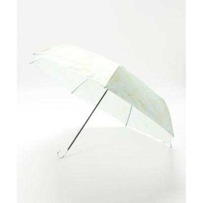 MOONBAT / 耐風折りたたみ傘 大寸 ミモザ WOMEN ファッション雑貨 > 折りたたみ傘