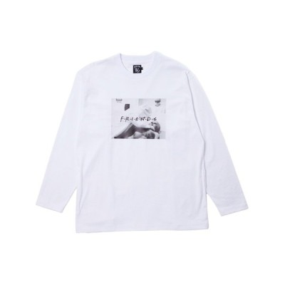 tシャツ Tシャツ FULL-BK x Johns By JOHNNY ROSWELL L/S TEE