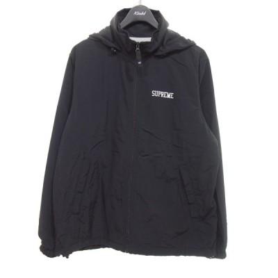 SUPREME ×Champion Track Jacket ブラック サイズ:M (京都店) 210128