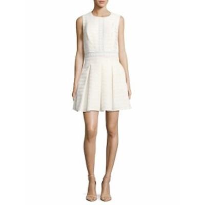 プロース&ポエトリー レディース ワンピース Basket Textured Pleated Dress