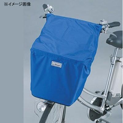 マルト(サイクル) 自転車アクセサリー バスケットエプロン(D-3F)   ブルー