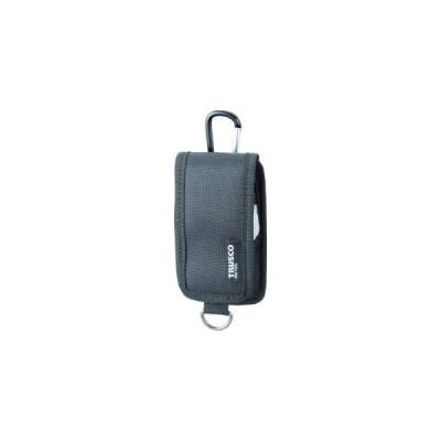 トラスコ TCTC1202-BK コンパクトツールケース 携帯電話用 ブラック TRUSCO