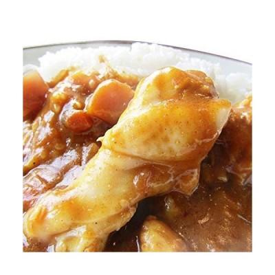 鳥ZEN亭 丸ごと1本 手羽元カレー中辛(40食 1食あたり200g) 《※常温便》