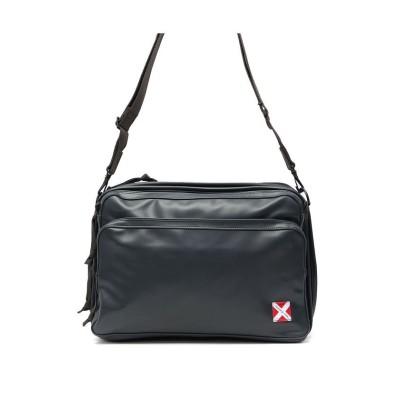 (PORTER/ポーター)吉田カバン ラゲッジレーベル ライナー ショルダーバッグ LUGGAGE LABEL LINER SHOULDER BAG PORTER 951-09239/ユニセックス ブラック