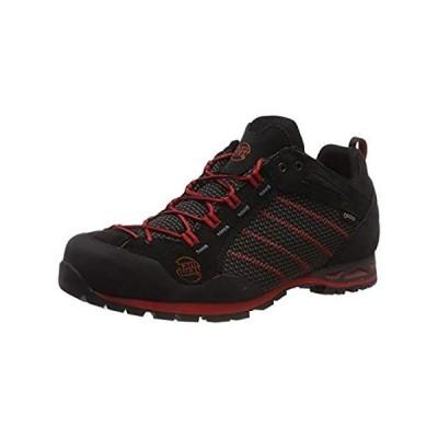 Hanwag Men's Makra Low GTX Climbing Shoes, Multicoloured Black 12, 10