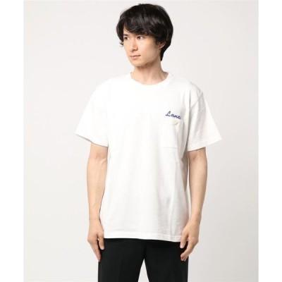 tシャツ Tシャツ 【HOUSTON】ポケット付き ボーリングTシャツ(CHICAGO)