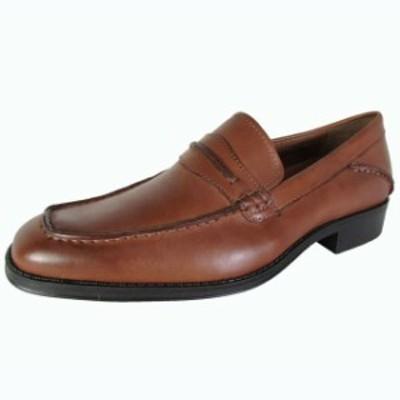 Donald J Pliner ドナルドJプリナー ファッション ドレスシューズ Donald by Donald J Pliner Mens Alford 6161 Pennyloafer Shoe Tan US