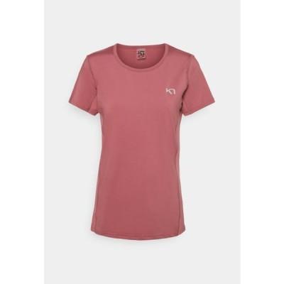 レディース スポーツ用品 NORA TEE - Print T-shirt - lilac