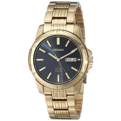 セイコーSeiko メンズ時計 ソーラーウォッチ SNE100 腕時計
