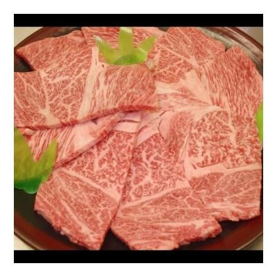 黒毛和牛A5 極上ロース焼肉(500g)