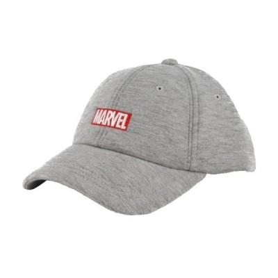マーベル キャップ (MVー9C38199CP) 帽子 : グレー MARVEL