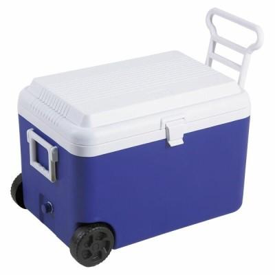 キャプテンスタッグ M5060 リガード ホイールクーラー ブルー 60L クーラーボックス 保冷バック 保冷ボックス バーベキュー アウトドア キャンプ M-5060
