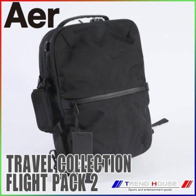 エアー ビジネスバッグ トラベル コレクション フライト パック 2 AER/AER21010 TRAVEL COLLECTION FLIGHT PACK 2 Black