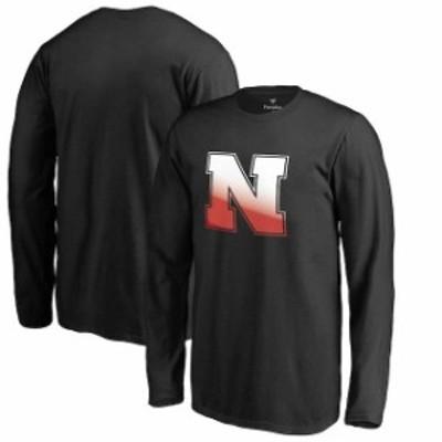 Fanatics Branded ファナティクス ブランド スポーツ用品  Fanatics Branded Nebraska Cornhuskers Youth Black Gradie