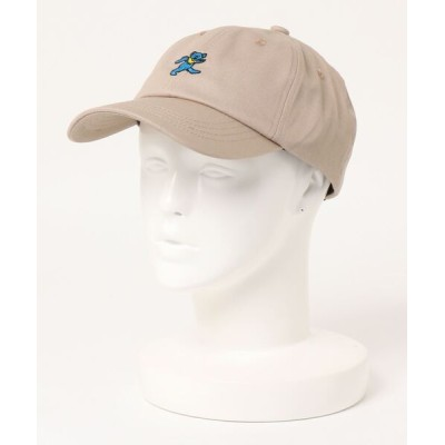 COLLARS / 【Gratefull Dead / グレートフルデッド】 刺繍 ダンシング ベアー LOW CAP / キャップ 帽子 MEN 帽子 > キャップ