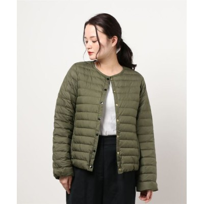 HELIOPOLE / Traditional Weatherwear: ARKLEY DOWN PA WOMEN ジャケット/アウター > ダウンジャケット/コート