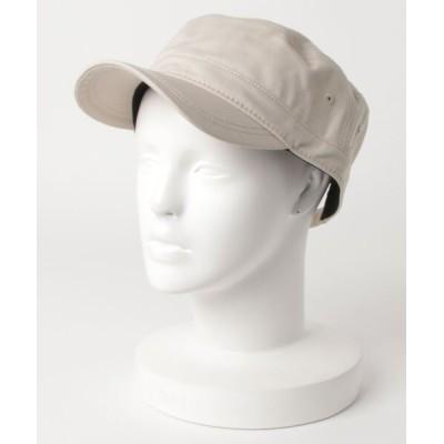 FUNALIVE / 【JABURO】アンチ5コットンツイルワークキャップ MEN 帽子 > キャップ