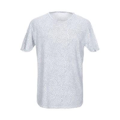 EXIBIT T シャツ ホワイト XL コットン 100% T シャツ