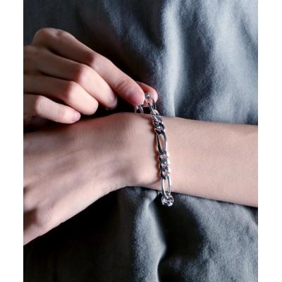 MAISON mou / 【YArKA/ヤーカ】silver925  figaro chain bracelet [HB4]/フィガロチェーンブレスレット シルバー925 WOMEN アクセサリー > ブレスレット