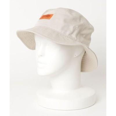 帽子 ハット 【UNIVERSAL OVERALL / ユニバーサルオーバーオール】ツイルバケットハット 帽子