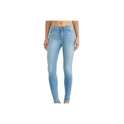 ジーンズ ジェイブランド レディース Blue J BRAND Womens Mid Rise 620I540 Jeans Skinny Treasure Blue Size 25W
