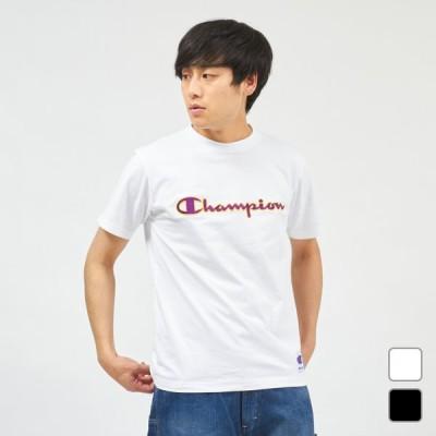 チャンピオン メンズ 半袖Tシャツ T-SHIRT C3-Q301 スポーツウェア Champion 0529T